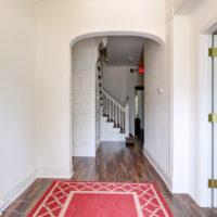 91 Easton Avenue Front Hallway