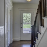 102 Huntington Front Hallway
