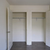 Two Bedroom - Room Closets