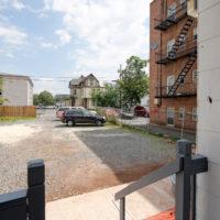 Backyard Parking Lot