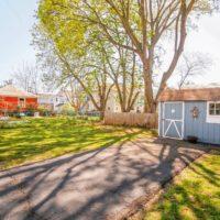 98 Huntington Backyard